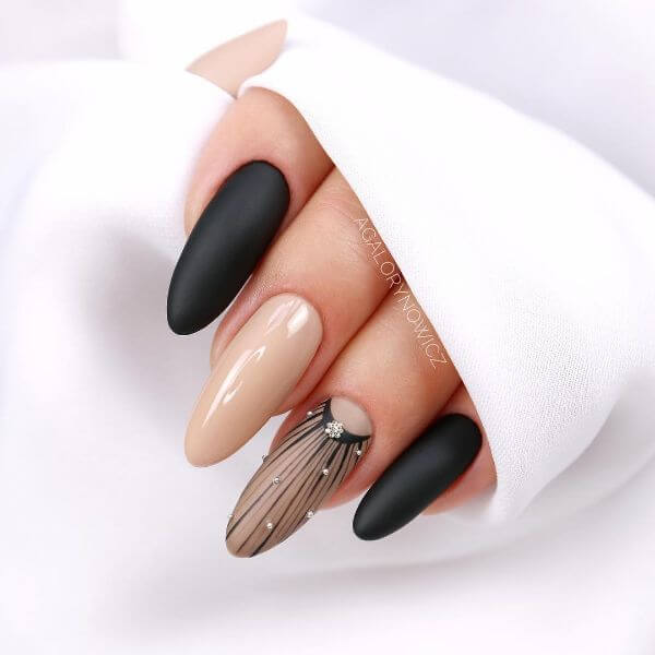 The Prime Nude Latest Nail Art Designs to Glam-up Your Nails 2020
