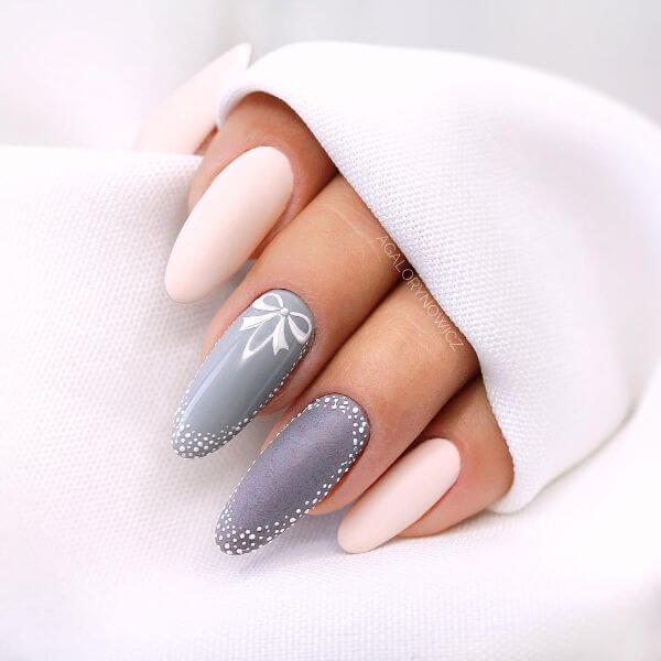 The Sweater Winter Latest Nail Art Designs to Glam-up Your Nails 2020