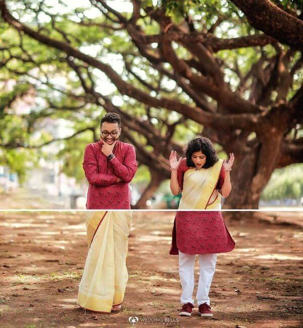 What is ya wearing today, pre-wedding shoot Perfect Pre-Wedding Couple Photography Ideas
