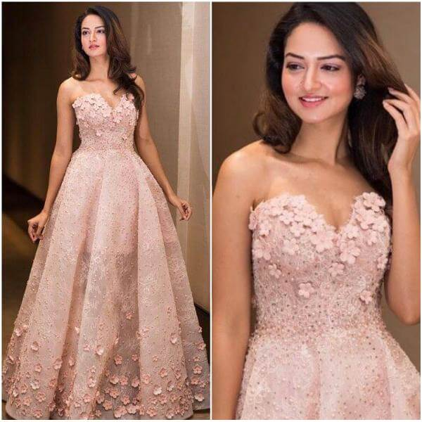 The princess bridesmaid outfit by Shanvi Srivastava Shanvi Srivastava Bridesmaids Outfits | Trending This Year