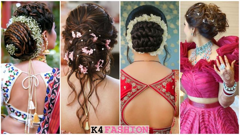 Gorgeous Bridal Bun Hairstyles For Your Wedding Reception