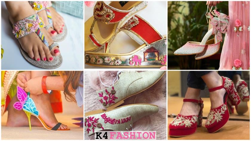 Quirky Bridal Shoes Heels Options for the Bridechillas Out There