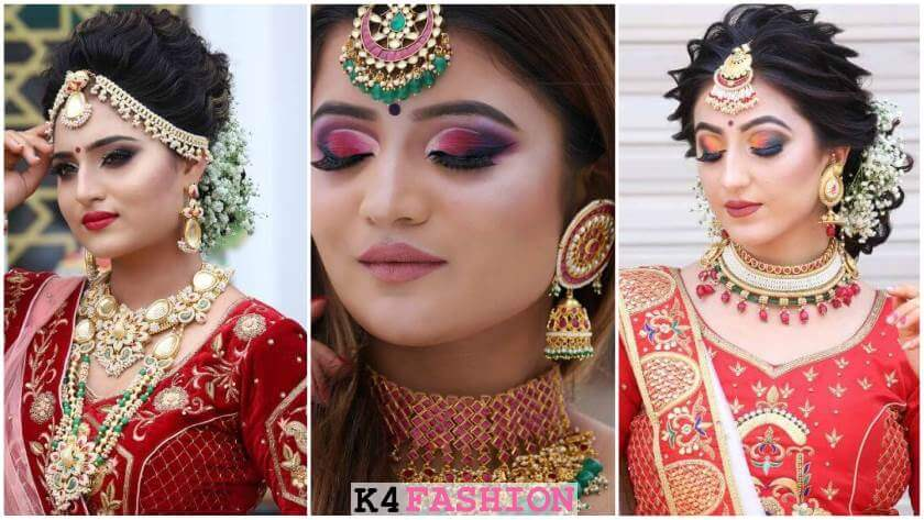 Bridal Beauty & Makeup Ideas for Indian Brides