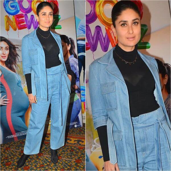 Bebo out for Good Newwzz promotions Winter Outfit Ideas Inspired by Bollywood Divas