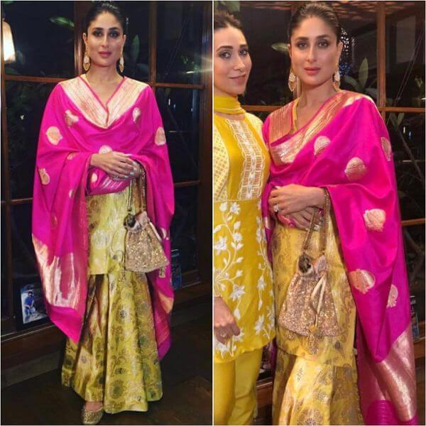 Bollywood inspired Yellow Sharara Suit for Haldi Ceremony Yellow Sharara Suits to Make Your Haldi Ceremony Special