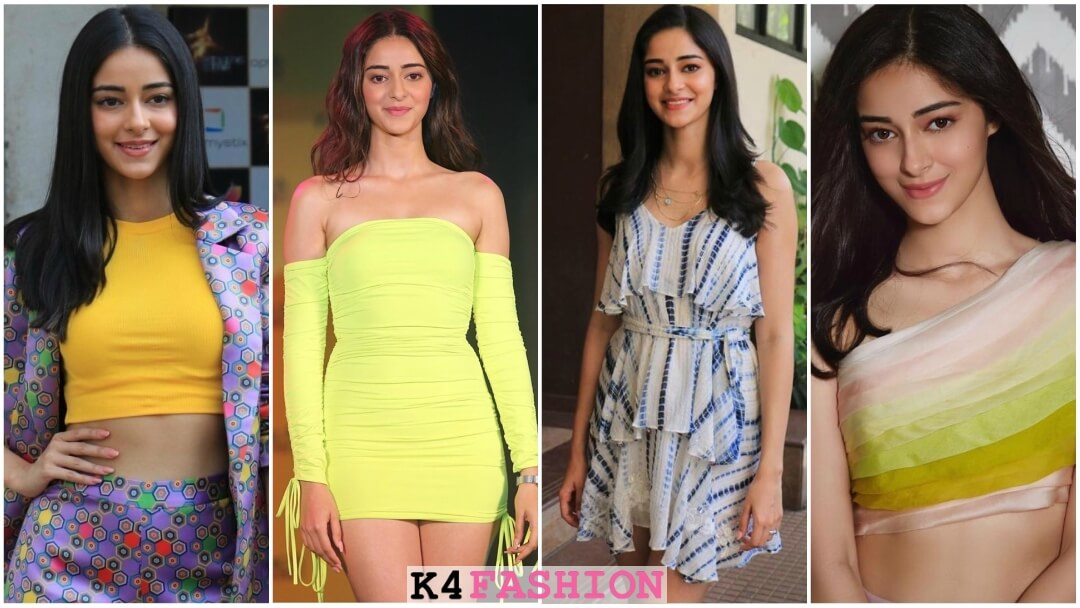 Ananya Panday Gives Bold And Edgy Fashion Goals With These Outfits