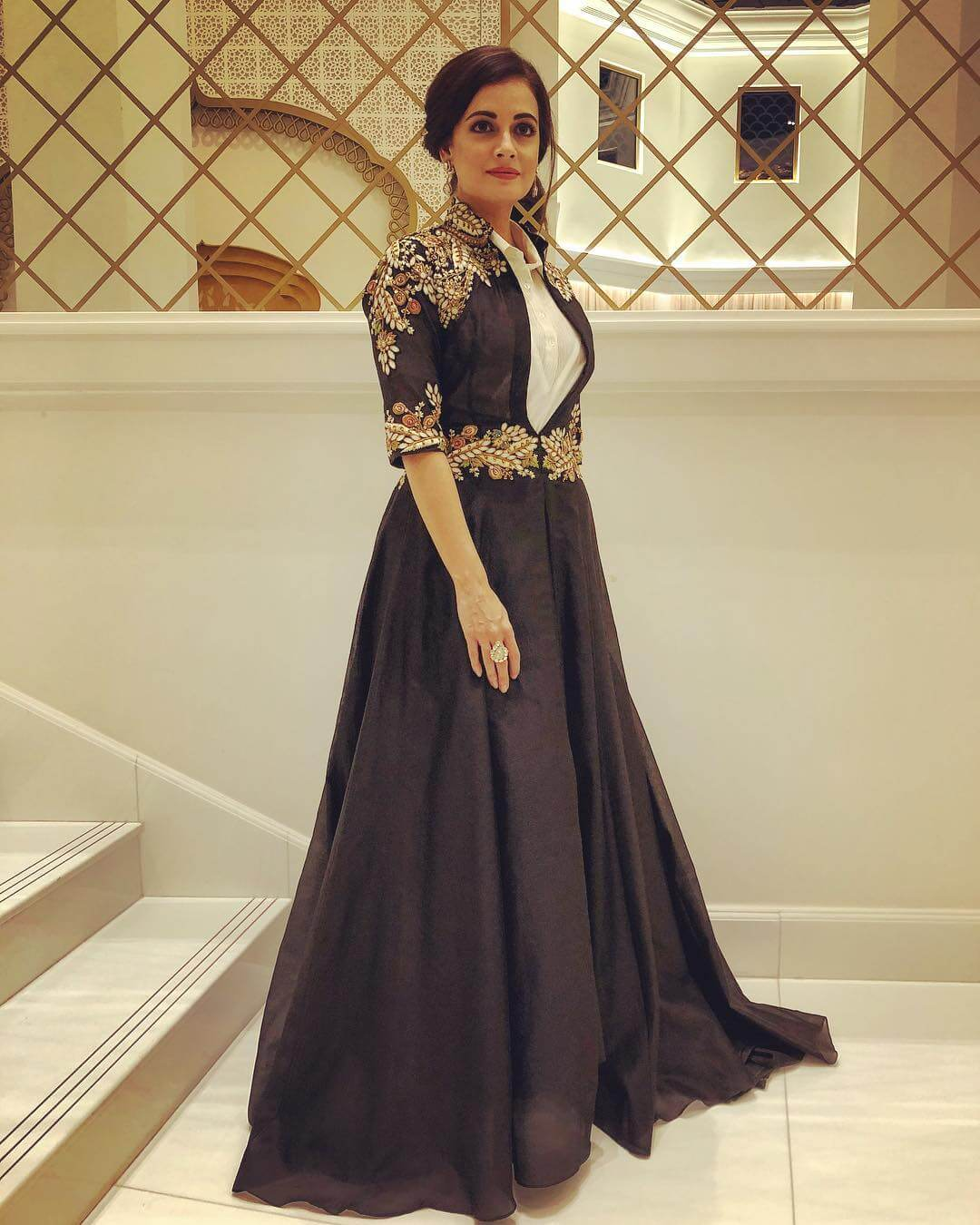Traditional Indian Gown