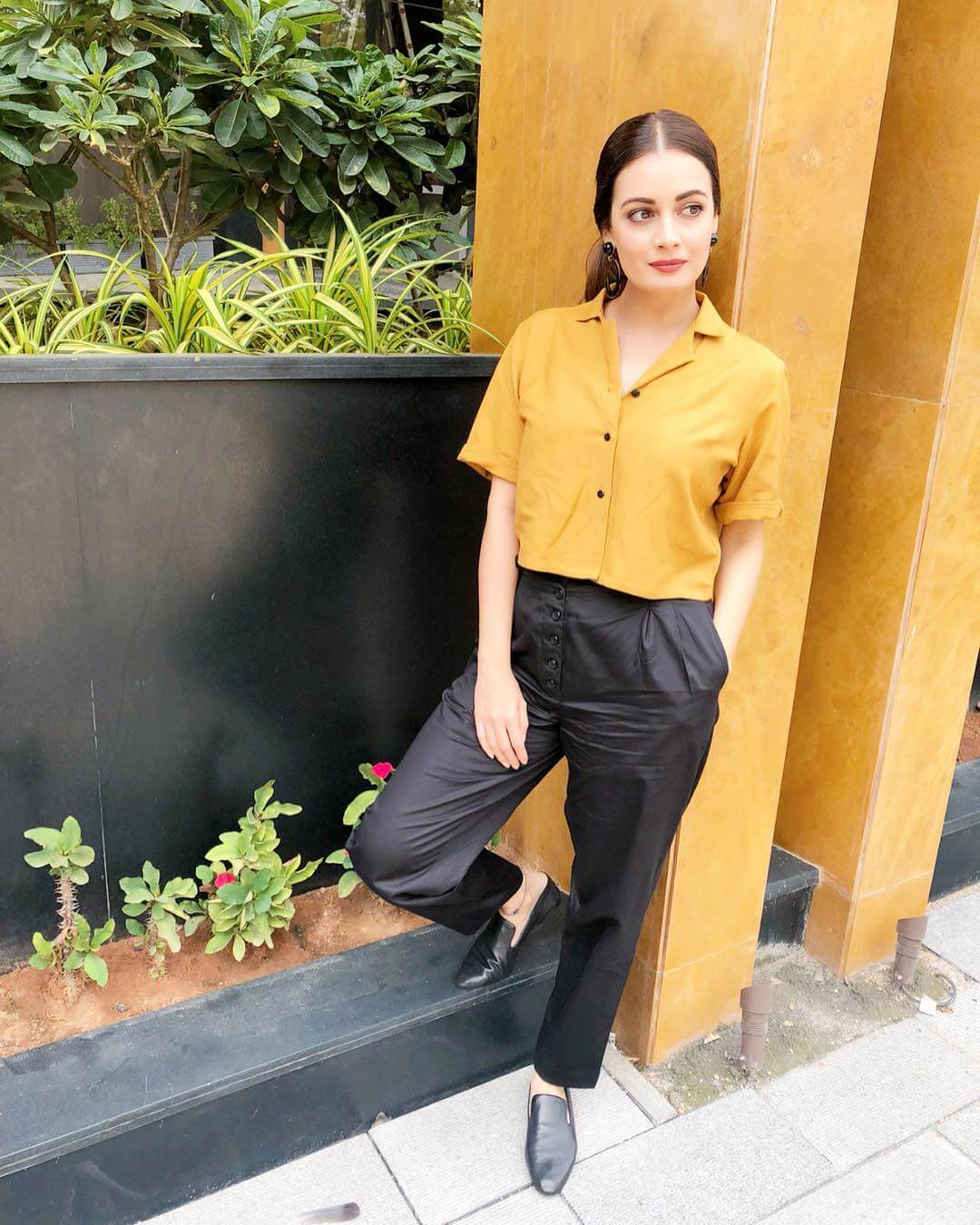Casual wear Dia Mirza outfits