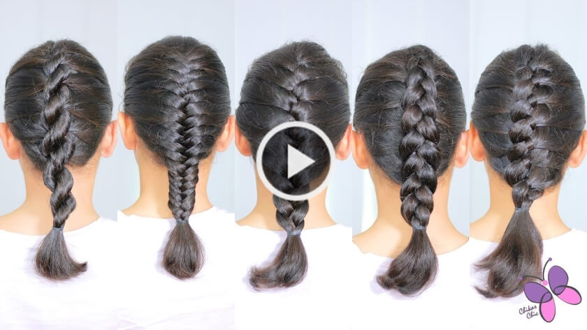 How to Braid Hair: Easy Hairstyles for Every Hair Type - K4 Fashion