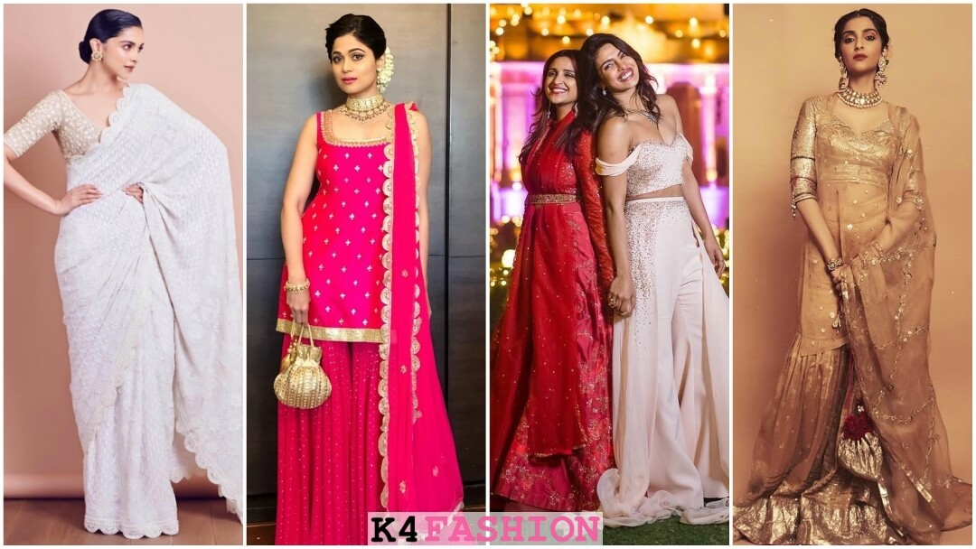 Gorgeous Indian Bridesmaid Outfit Ideas For Every Wedding Function
