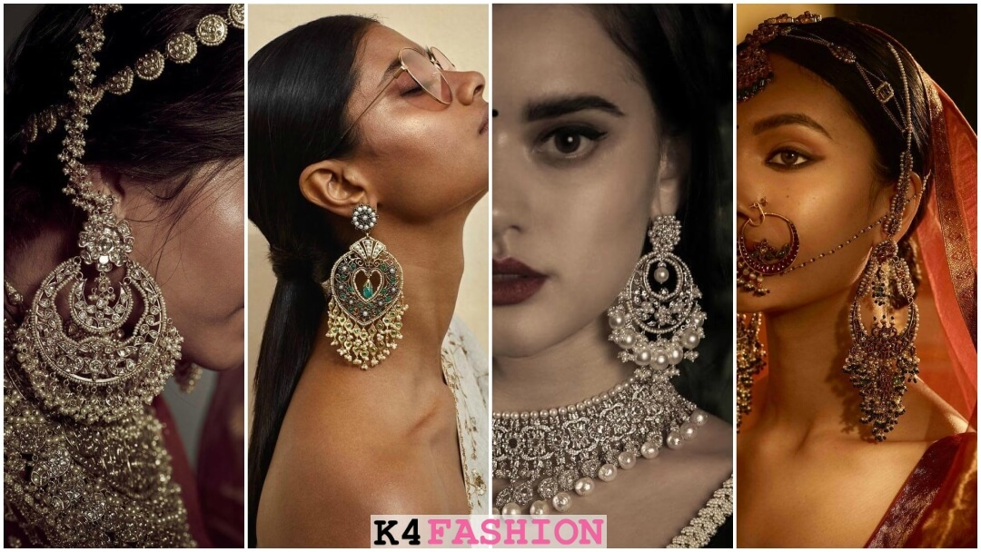 Sabyasachi's Chandbali Earring Designs