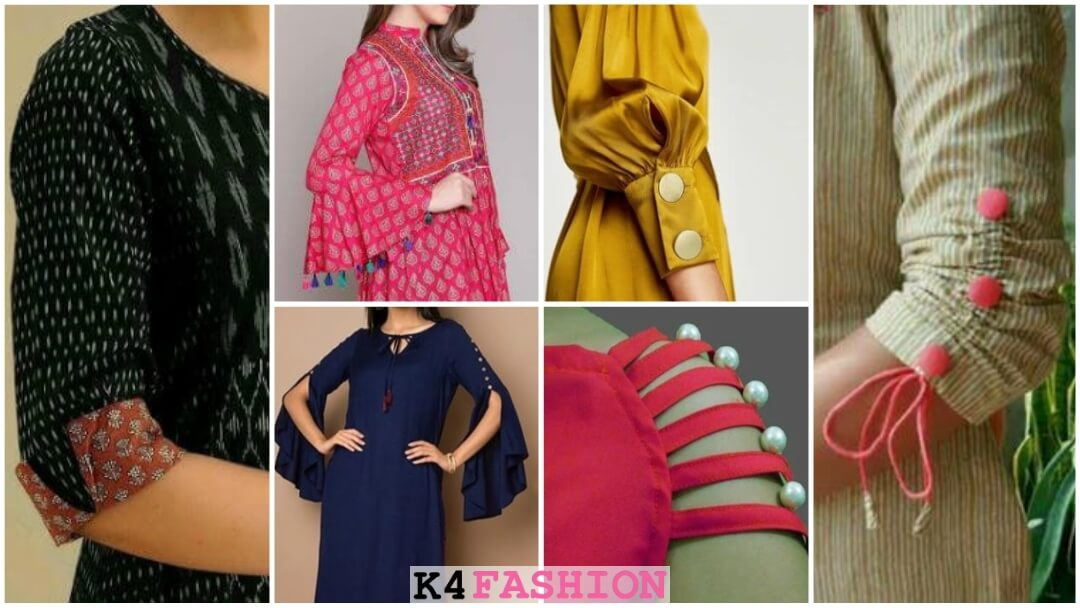 New Sleeves Designs for Kurti for Stylish Look