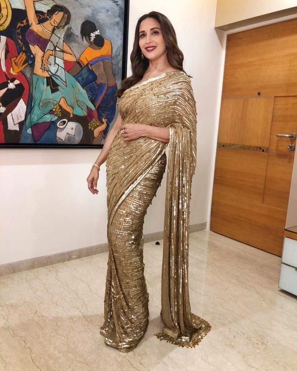 Be party ready Modern Saree Draping Styles Inspo from Bollywood