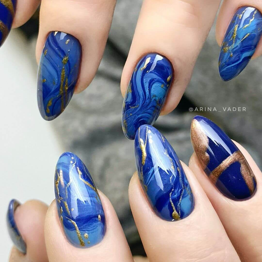Marble Nail Art Designs Ideas To Upgrade Your Manicure K4 Fashion