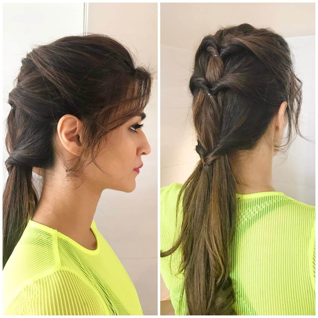 Cute Ponytail Hairstyles for Girls To Try in 2020 - K4 Fashion