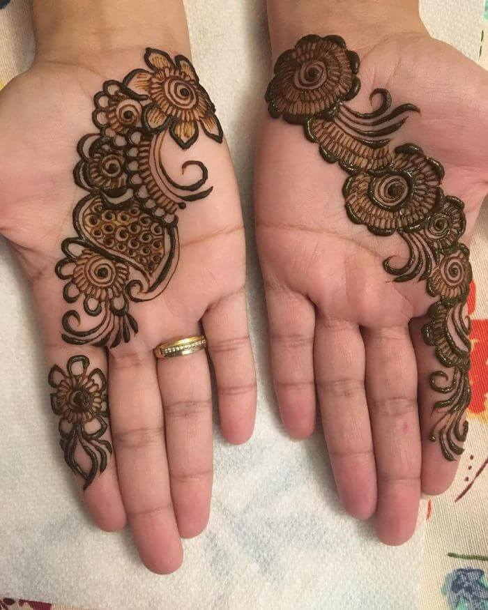 arabic mehndi design video