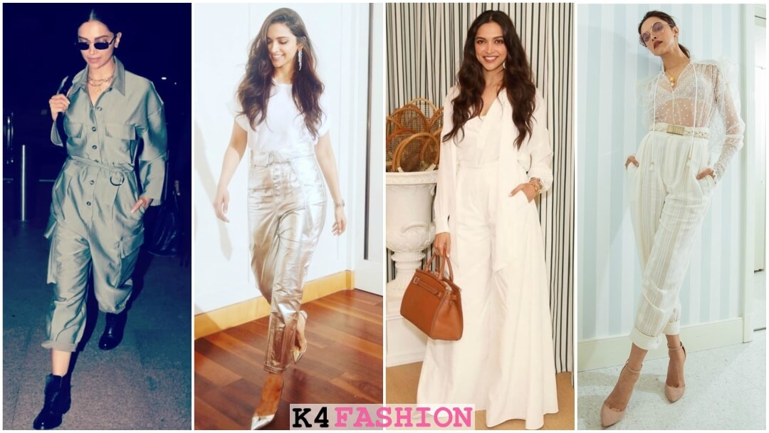 Deepika Padukone Casual Dress