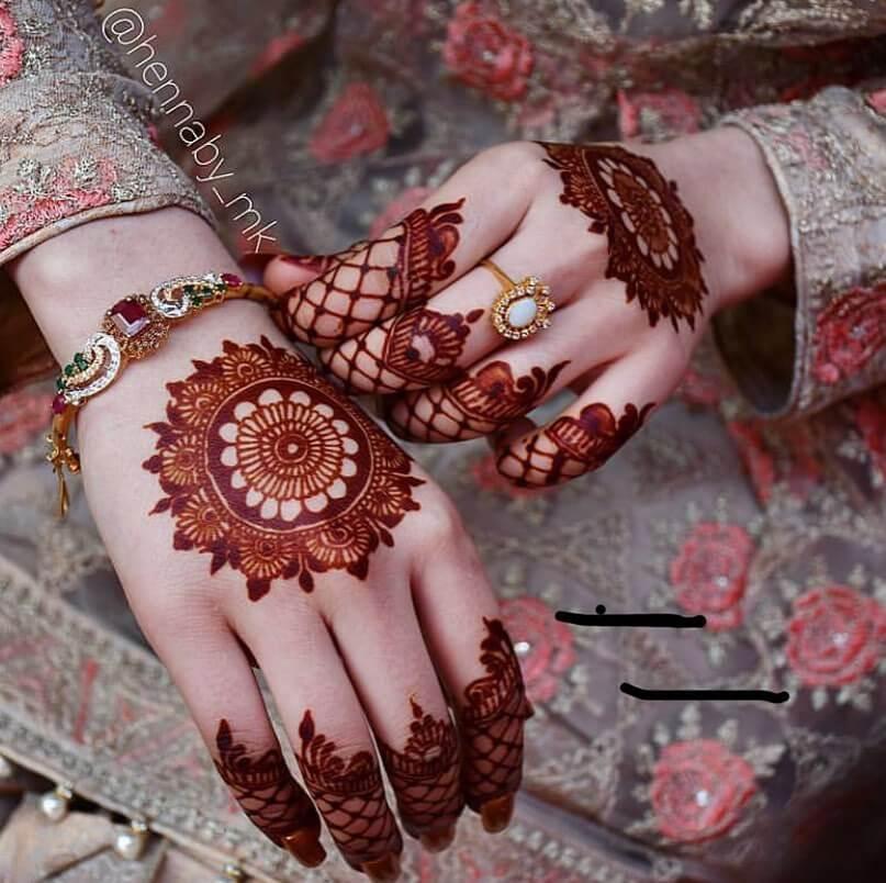 Mandala bride