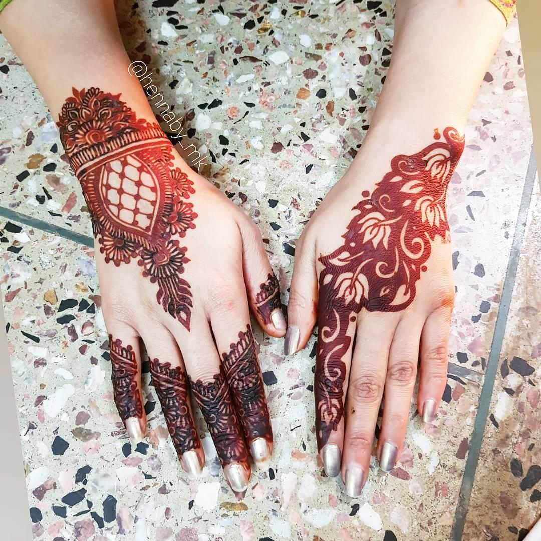 Magical mehndi design Unique Mehndi Design for Bride and Bridesmaids