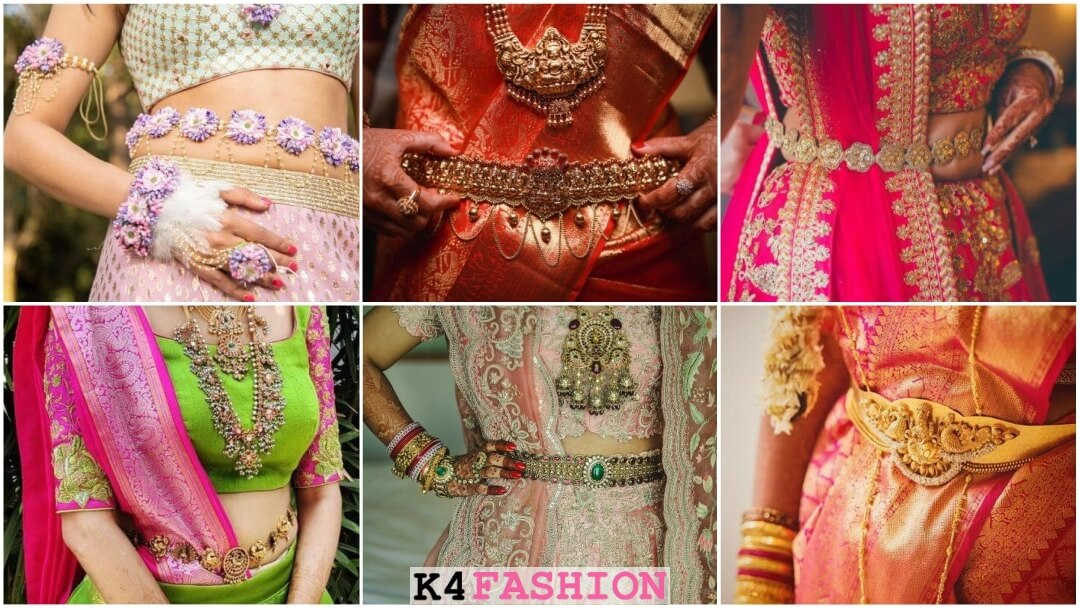 Kamar Bandh Designs For Your Special Day
