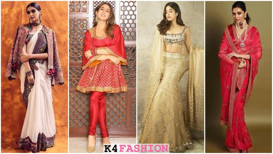 Beautiful Indian Women and the Clothes They Wear