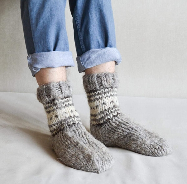 Knitting Socks Designs for men and Women