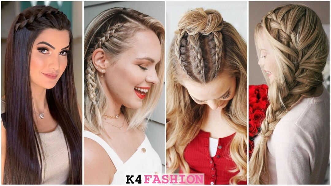 Romantic And Chic Hairstyles Perfect For Valentine's Day