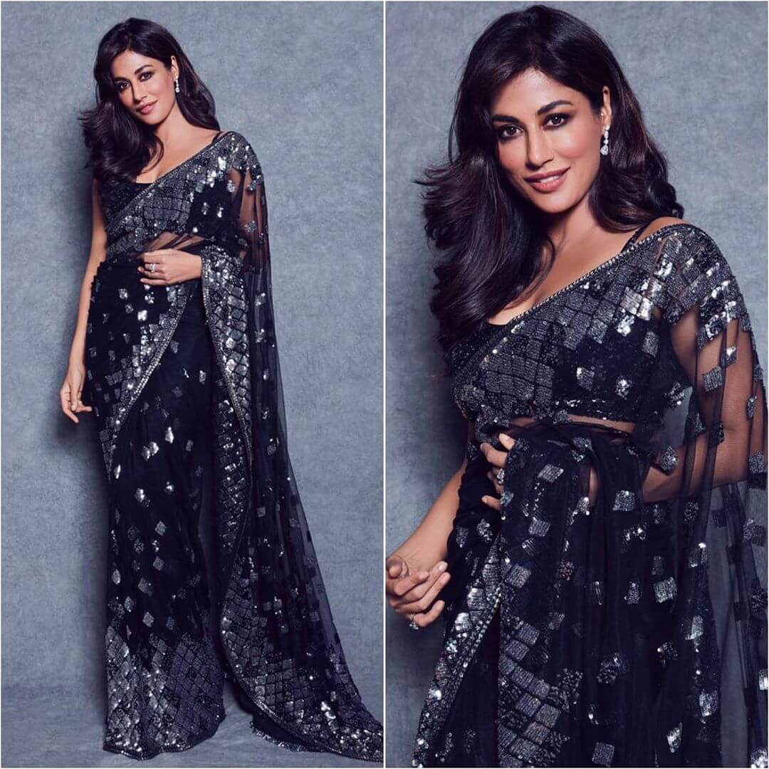 Latest Saree Designs For College Farewell Party K4 Fashion