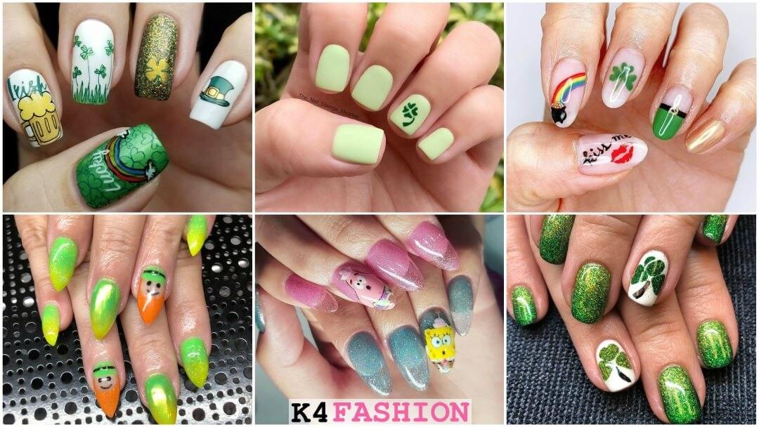 Best St. Patrick's Day Nail Art Ideas