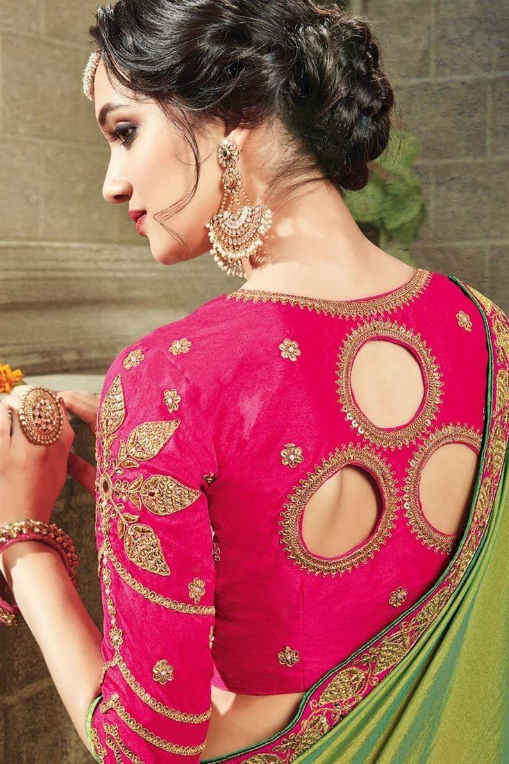 Multiple Cut Pattern For Weddings