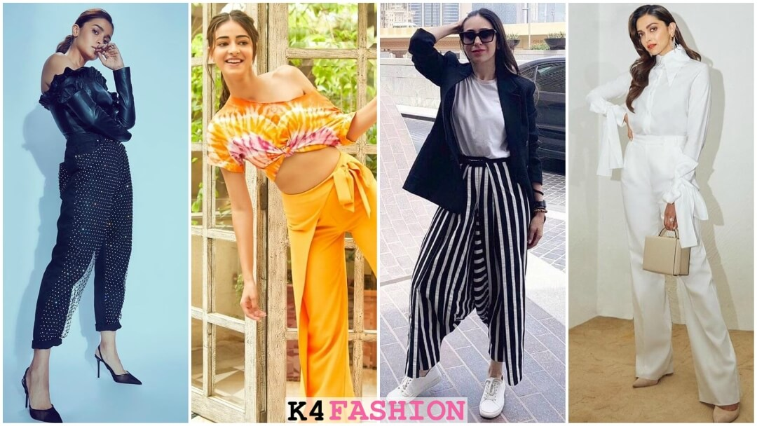 how to wear wide leg pants flare celebrity trend