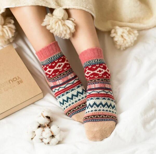Winter Snowmen Socks Designs for men and Women