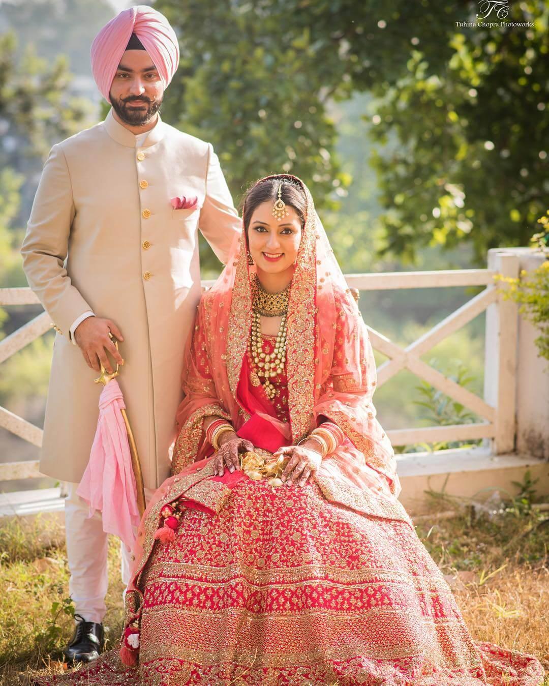 Traditional Punjabi Dress