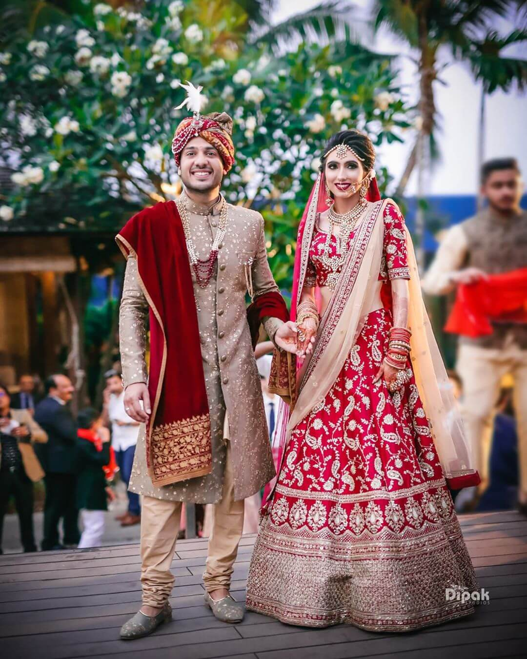 Indian Traditional Matching Dress for wedding