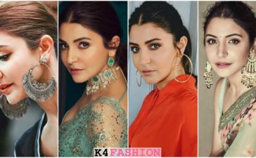 Bollywood Anushka Sharma's Wedding Jewellery