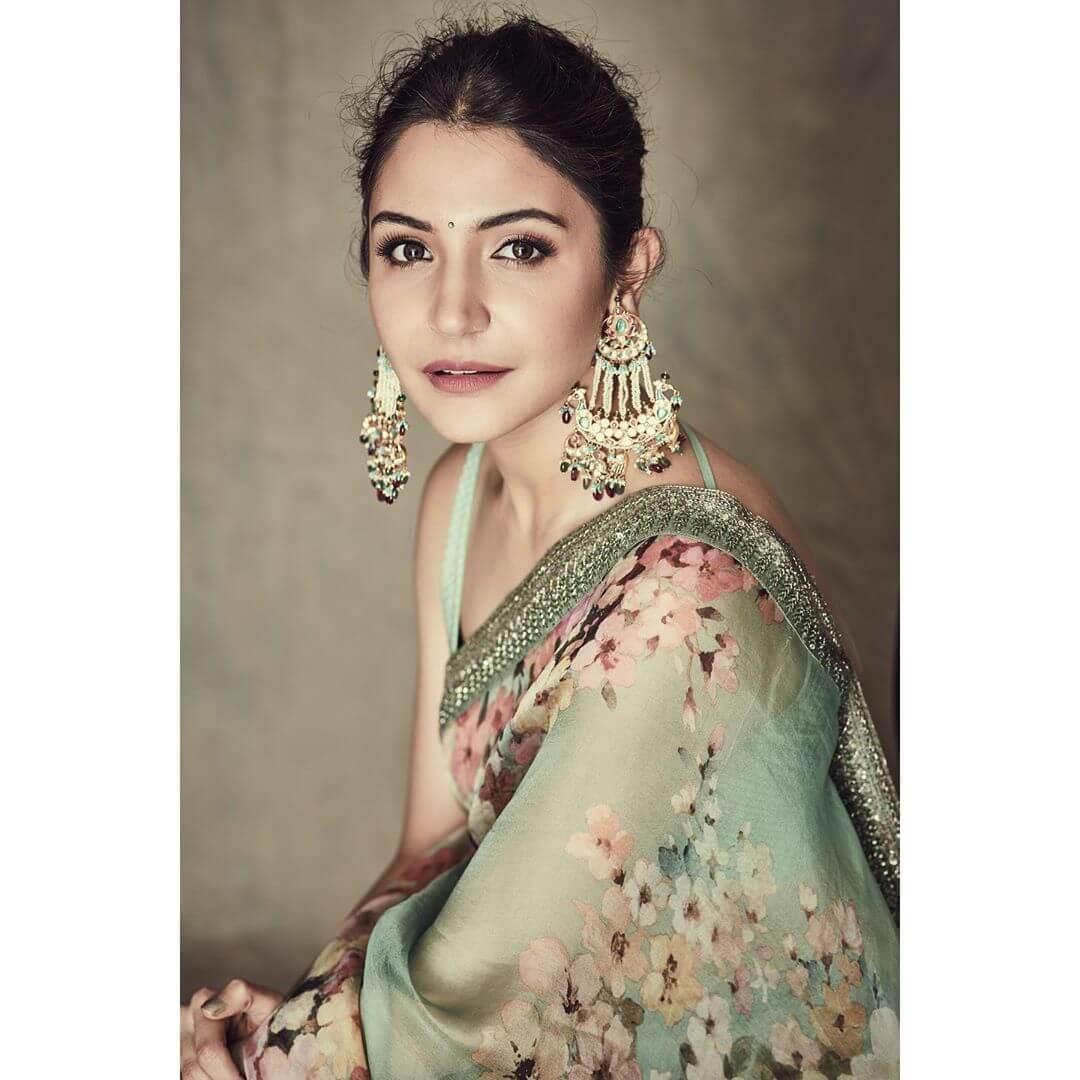 Chandelier Earrings To Make You Shine Bright Anushka Sharma's Earring Designs