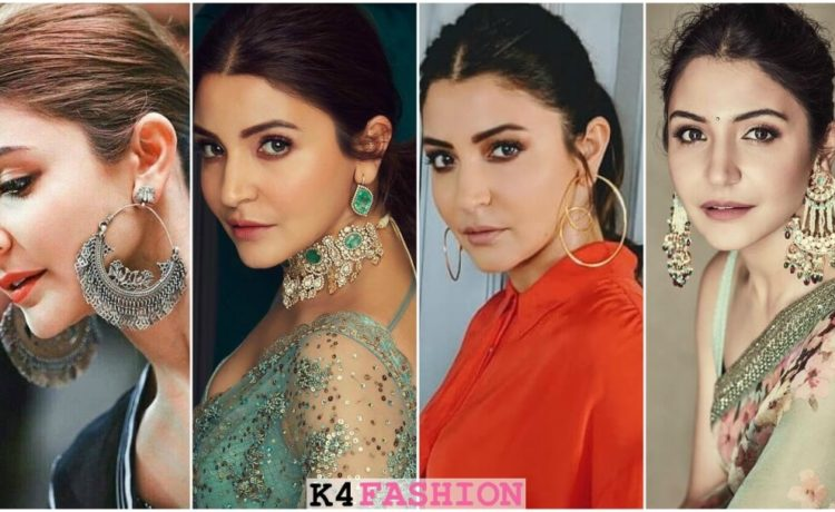Bollywood Anushka Sharma's Wedding Jewellery