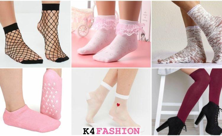 Types of Socks For Men and Women