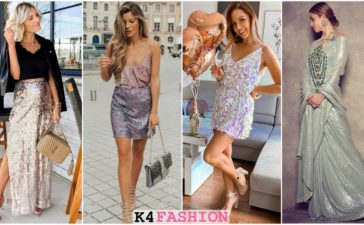 How to Wear Sequin Street Style - Outfit Ideas for holiday