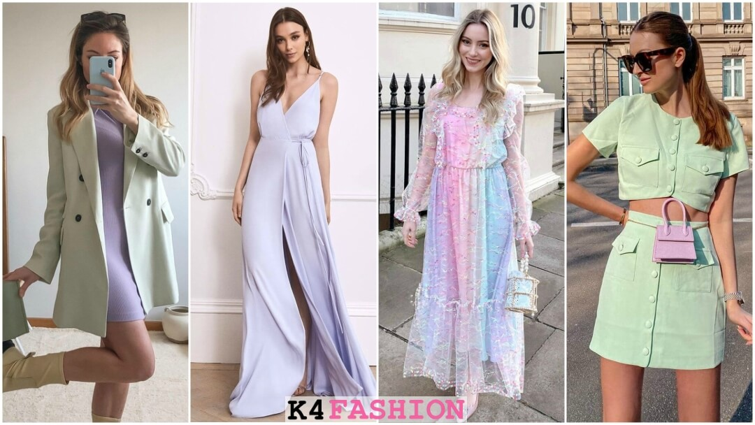 Fun With Trending Pastel Color Outfits