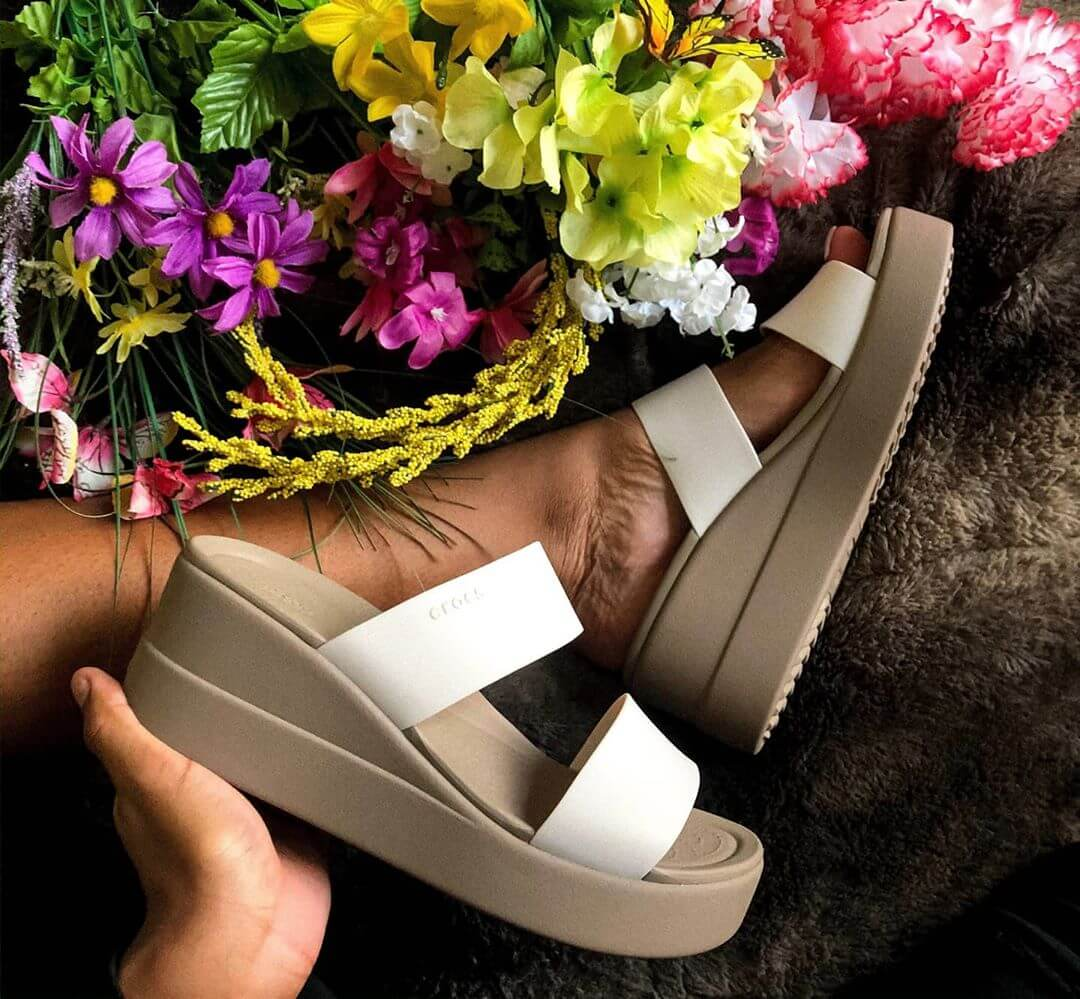 The Forever Comfy Wedges Must Have Footwears For Girls