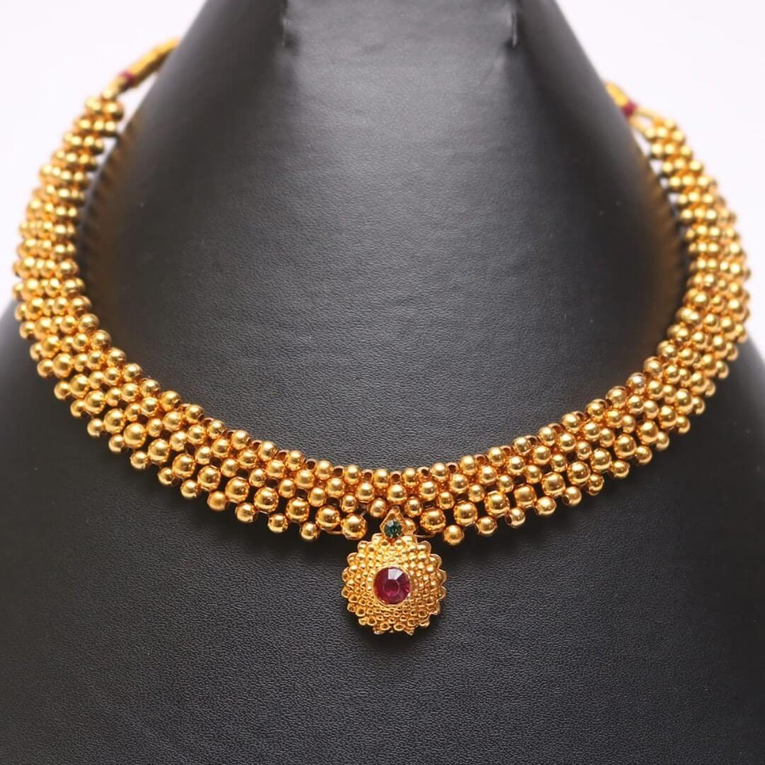 Charming Choker Necklace Must Have Necklace Designs For Women