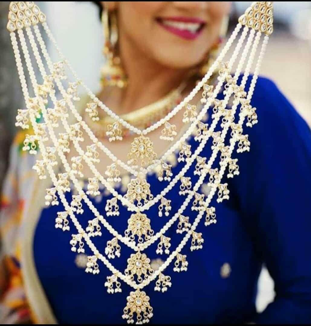 The Ravishing Rani Haar Must Have Necklace Designs For Women