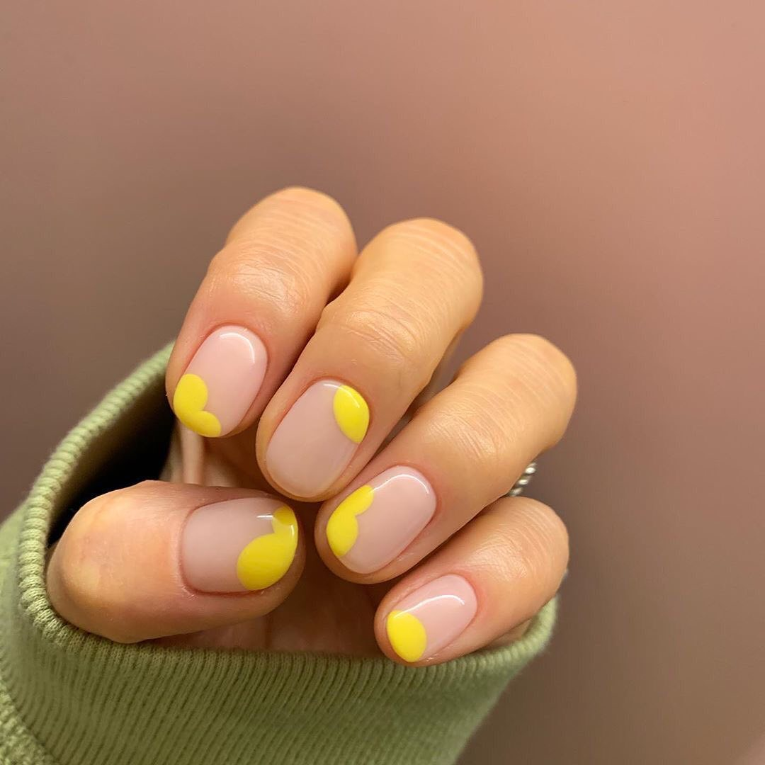 Easy Nail Art For Small Nails