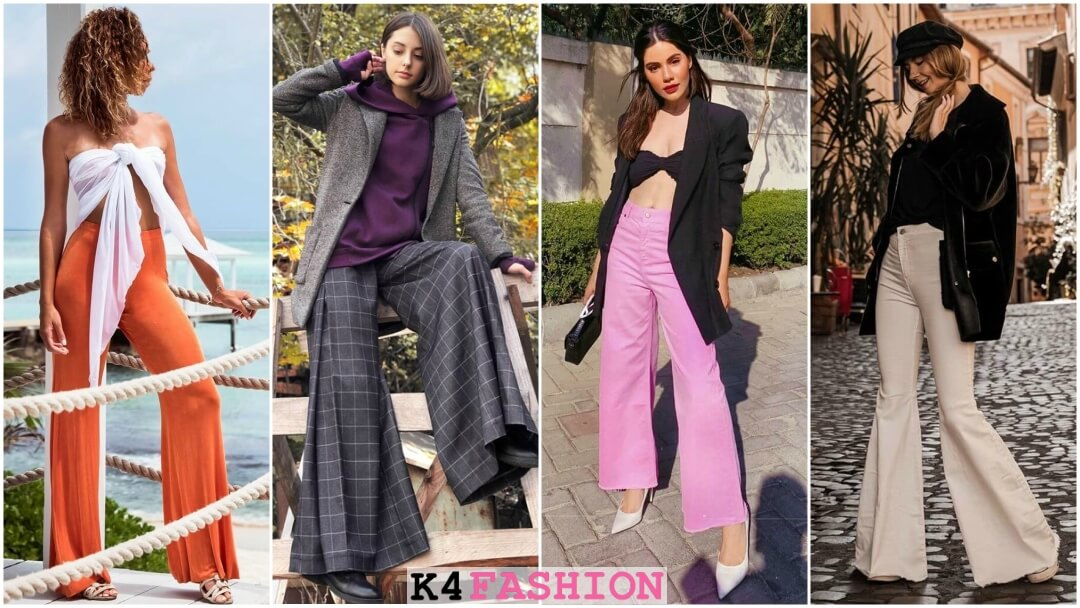 Ways to Wear the Flared Pants Trend