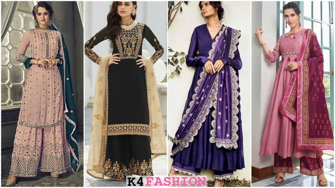 perfect kurti-sets with palazzos for the wedding season
