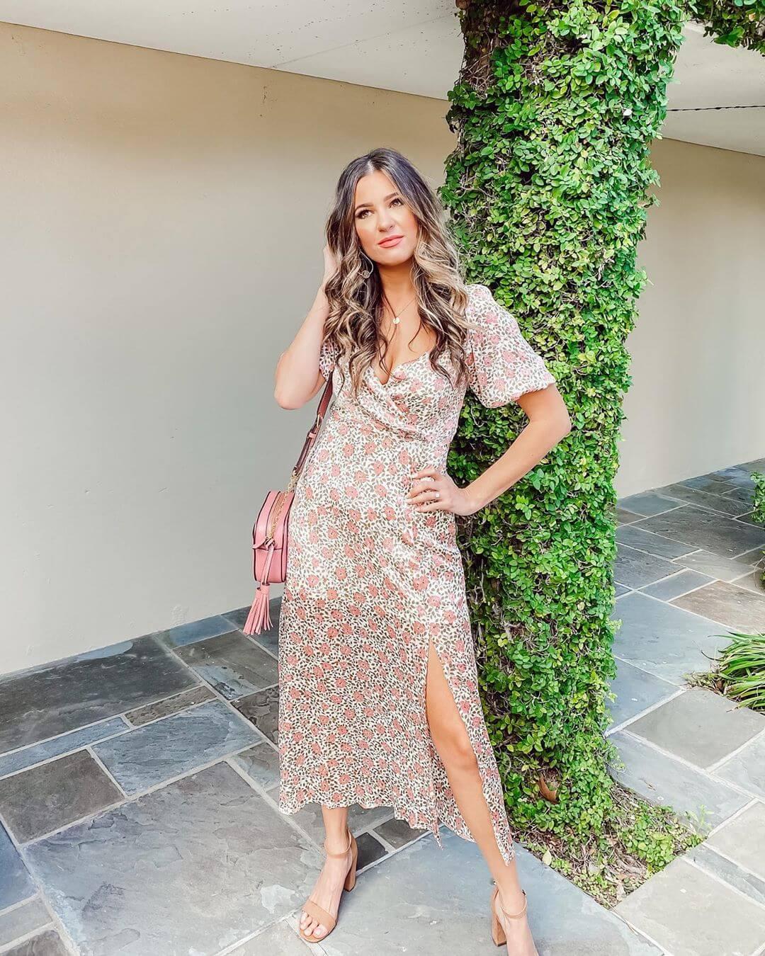 Sheer floral dress Sheer Clothing Styles