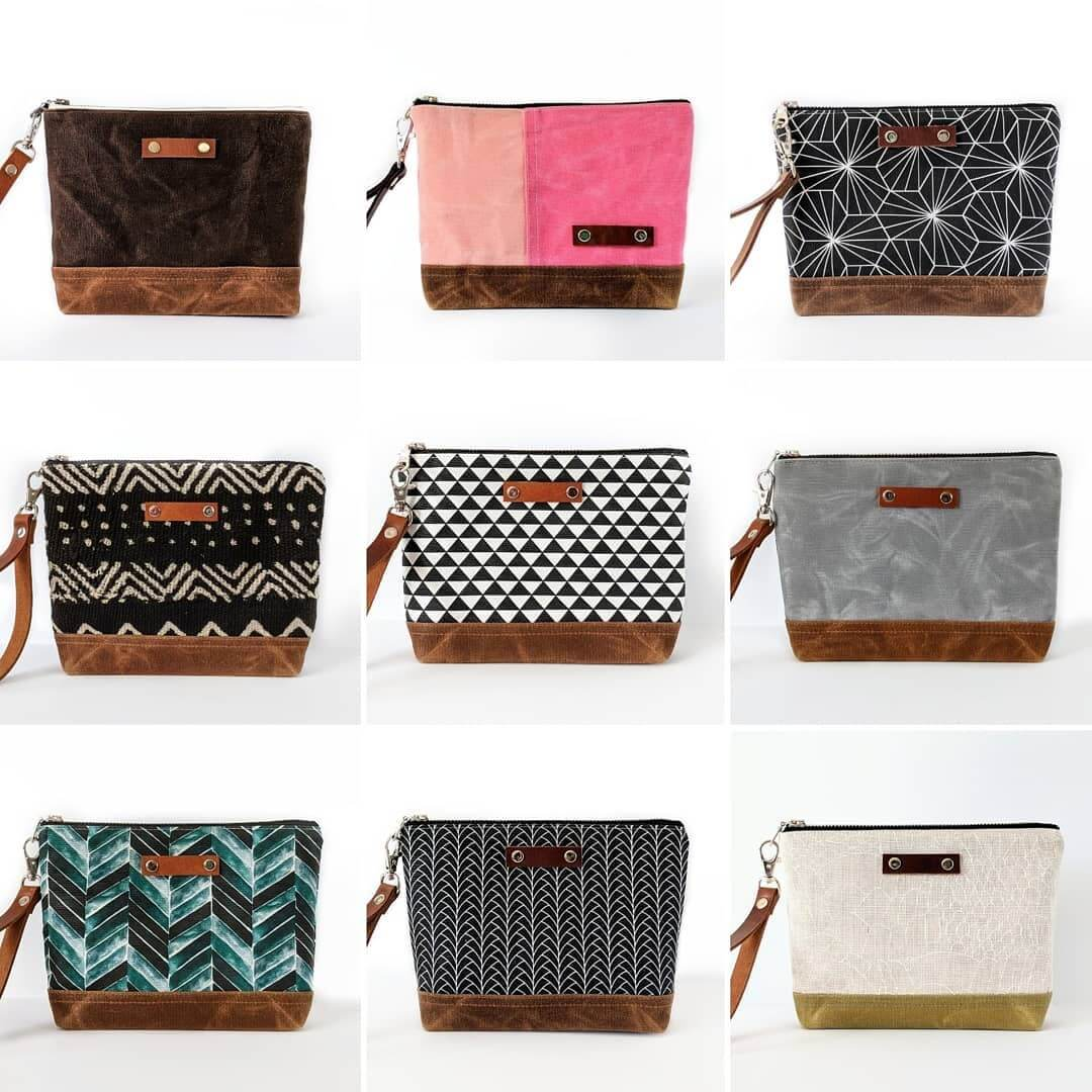 Women's Wristlet Handbags