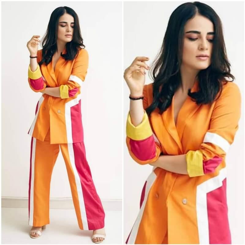 Add some colors to shine bright like Radhika Madan