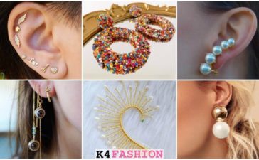 Most Popular Types of Earrings and Earring Styles For Women